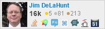 profile for Jim DeLaHunt on Stack Exchange, a network of free, community-driven Q&A sites
