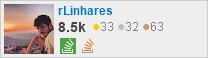 perfil de rLinhares no Stack Exchange, uma rede gratuita de sites de perguntas e respostas orientadas à comunidade