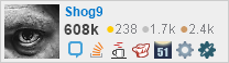 The network flair of Shog9