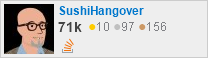 profile for SushiHangover on Stack Exchange, a network of free, community-driven Q&A sites