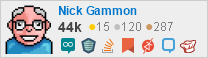 profile for Nick Gammon on Stack Exchange, a network of free, community-driven Q&A sites