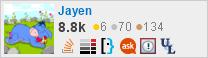 profile for Jayen on Stack Exchange