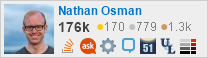 profile for Nathan Osman on Stack Exchange,a network of free, community-driven Q&A sites