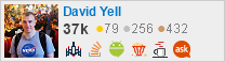 profile for DavidYell on Stack Exchange, a network of free, community-driven Q&A sites