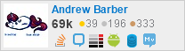 profile for Andrew Barber on Stack Exchange, a network of free, community-driven Q&A sites
