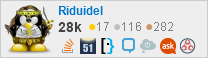 profile for Riduidel on Stack Exchange, a network of free, community-driven Q&A sites