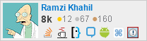 profile for Ramzi Kahil on Stack Exchange