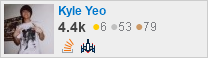 profile for Kyle Yeo on Stack Exchange, a network of free, community-driven Q&A sites