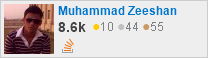 profile for Muhammad Zeeshan on Stack Exchange, a network of free, community-driven Q&A sites