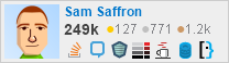 profile for Sam Saffron on Stack Exchange, a network of free, community-driven Q&A sites
