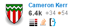 profile for Cameron Kerr on Stack Exchange, a network of free, community-driven Q&A sites
