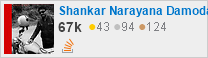 profile for Shankar Damodaran on Stack Exchange,a network of free, community-driven Q&A sites